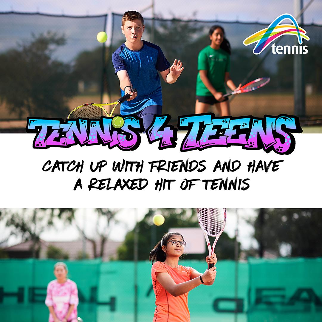 Tennis 4 Teens