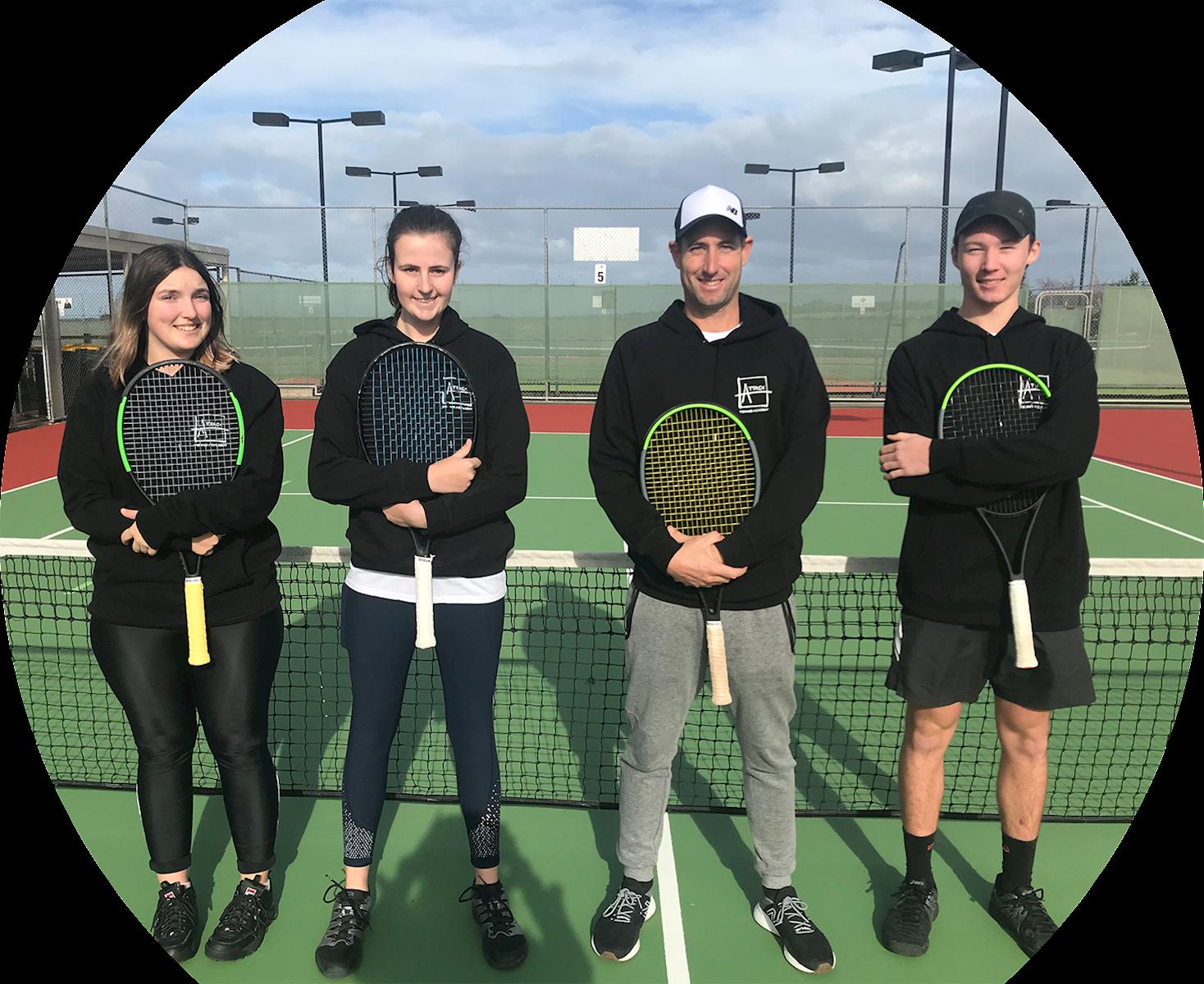 GTC Tennis Coaches