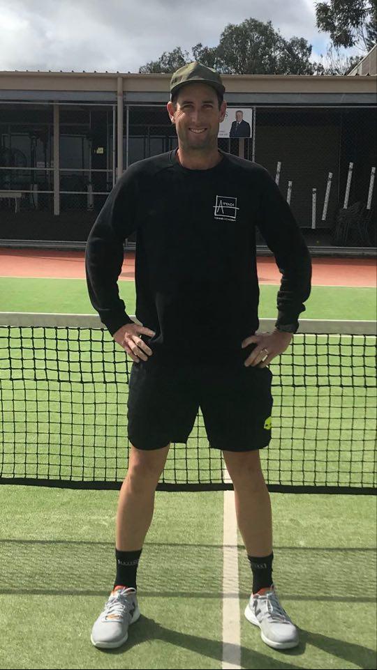 Julian Arnold - Coach