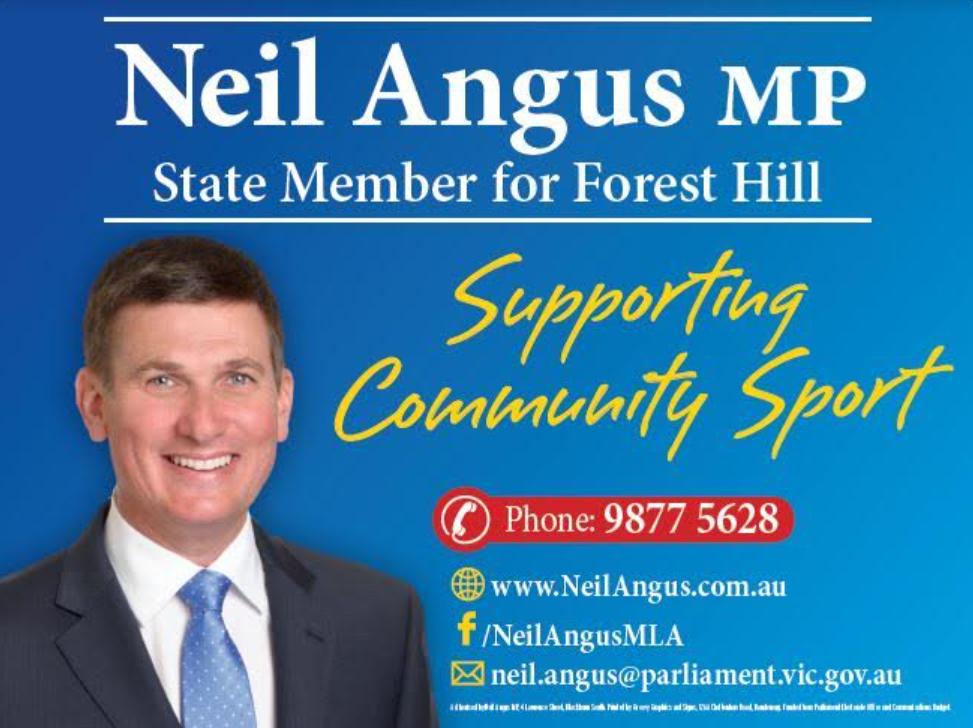 Neil Angus MP