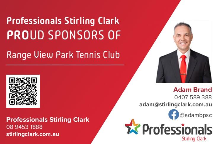 Adam Brand Professionals Stirling Clark