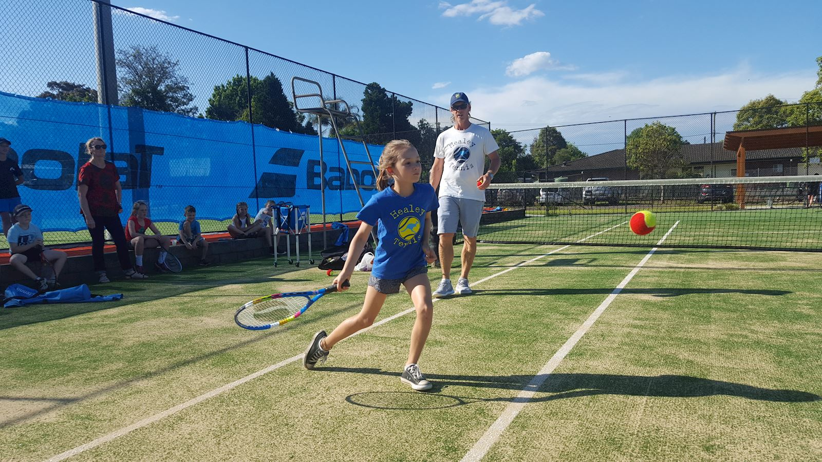 Healey Tennis