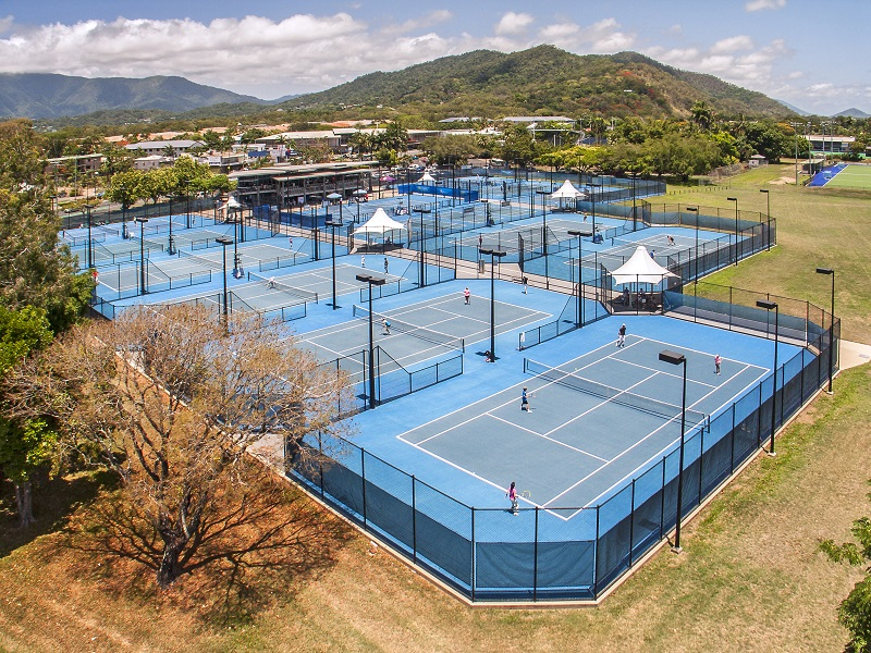 Clubspark Cairns International Tennis Centre Cairns International Tennis Centre Cairns Tennis Australia