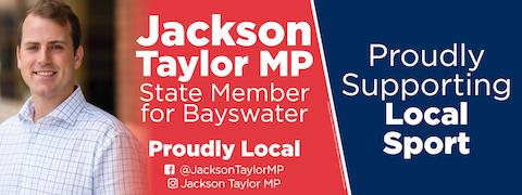 Jackson Taylor MP