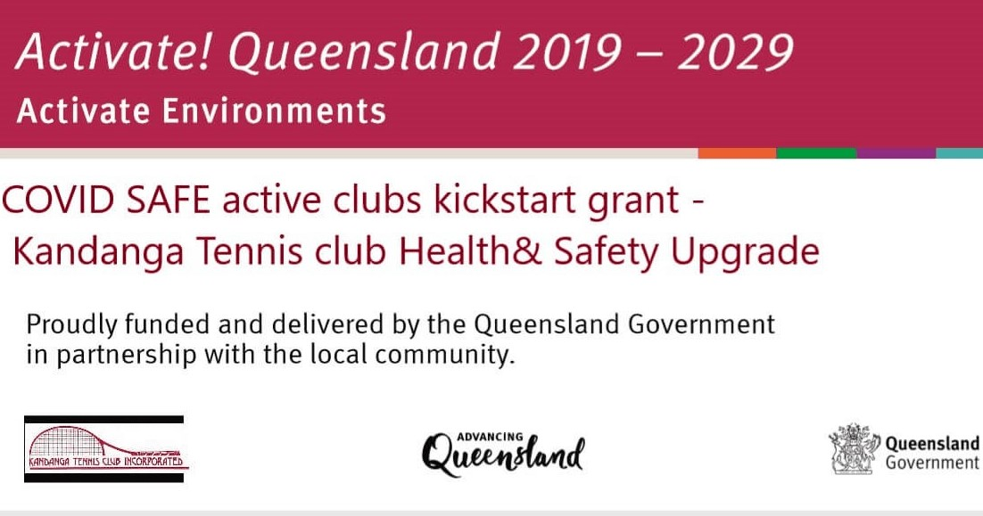 Department of sport and recreation Qld